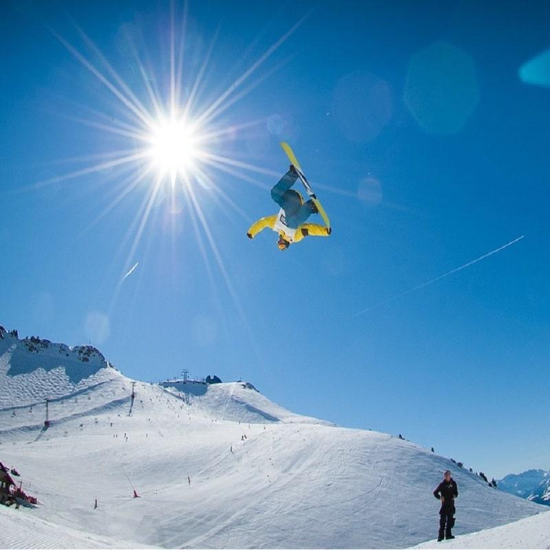 Seguros para Deportes de Nieve Esquí y Snowboard