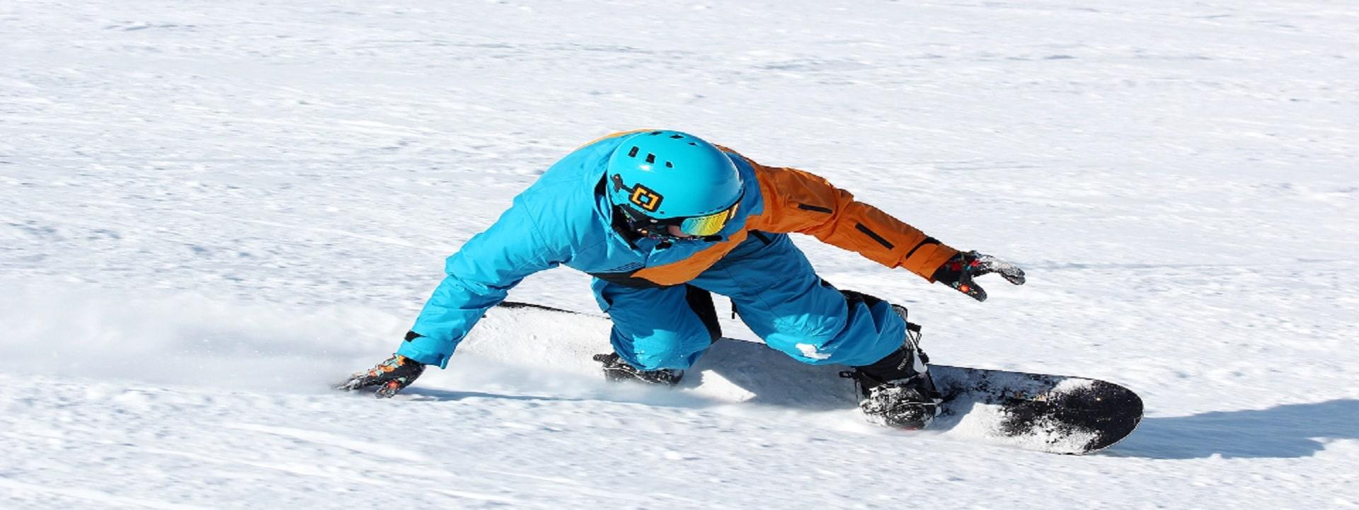Seguro para Snowboard y Deportes Invernales